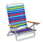 Five-Position Beach Chair