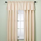 Peach Skin Tailored Valance