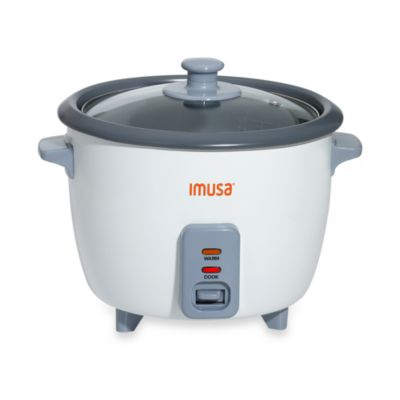 IMUSA 5-Cup Nonstick Rice Cooker