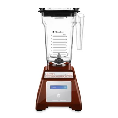 Blendtec® Tabletop Total Blender in Red