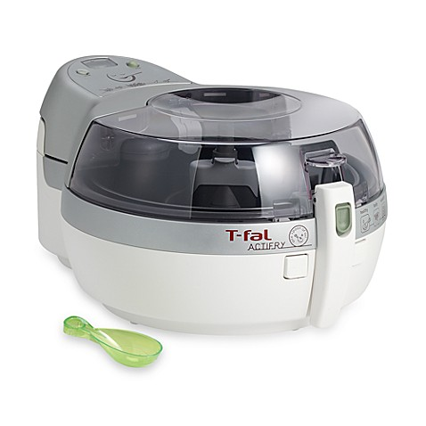 T-Fal® ActiFry Low Fat Multi Cooker in White
