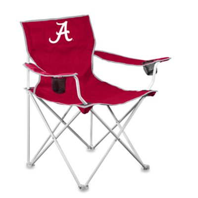 University of Alabama Deluxe Folding Chair
