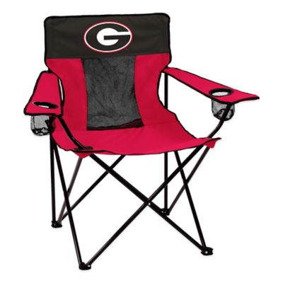 University of Georgia Collegiate Deluxe Folding Chair
