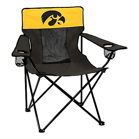 University of Iowa Deluxe Folding Chair