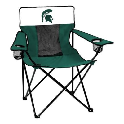 Michigan State Collegiate Deluxe Chair