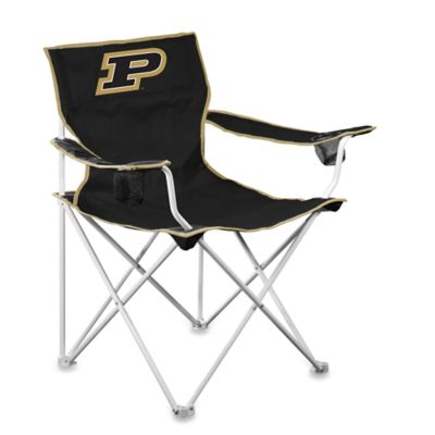 Purdue University Deluxe Folding Chair