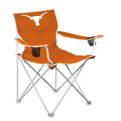University of Texas Deluxe Folding Chair