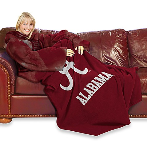 Collegiate Comfy Throw™ with Sleeves