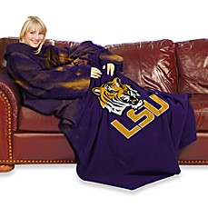 Louisiana State University Comfy Throw™ with Sleeves
