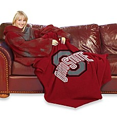 Ohio State Comfy Throw™ with Sleeves