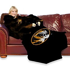 University of Missouri Comfy Throw™ with Sleeves