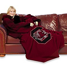 University of South Carolina Comfy Throw™ with Sleeves