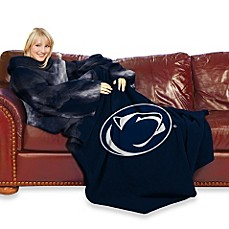 Penn State Comfy Throw™ with Sleeves