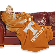 University of Tennessee Comfy Throw™ with Sleeves