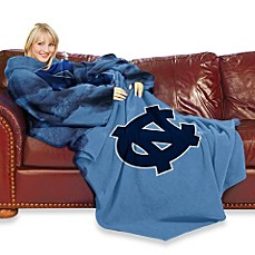 University of North Carolina Comfy Throw™ with Sleeves