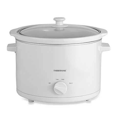 Farberware® Special Select 5-Quart Round Slow Cooker