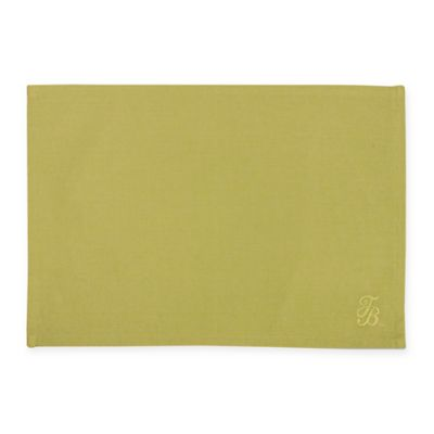 Tommy Bahama® Palm Tree Placemat in Olive