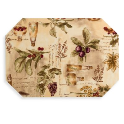 Sorrento Laminated Placemat