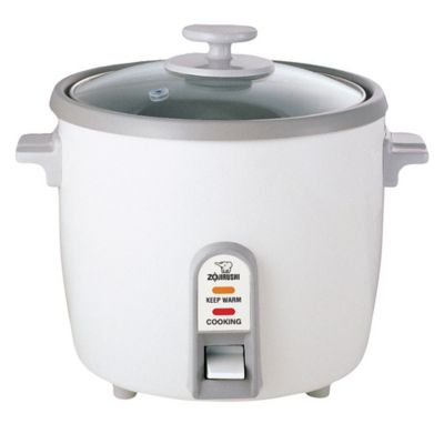 Zojirushi Rice Cooker Steamer