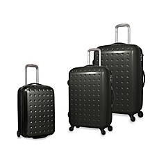 Samsonite® Black Pixelcube Spinner Luggage Collection