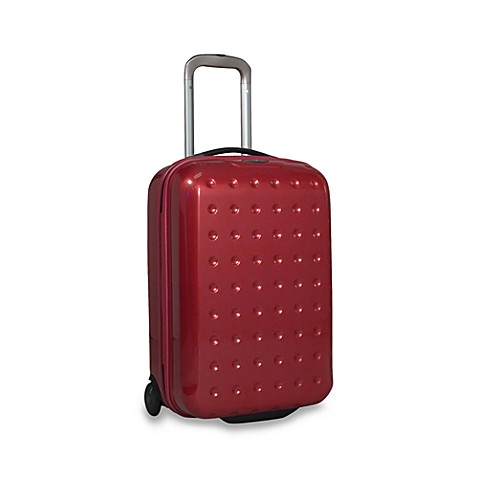 Samsonite® Red Pixelcube 20-Inch Upright Carry On