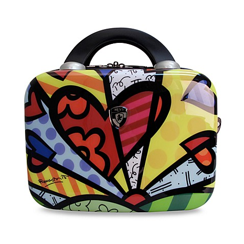 Britto™ Collection by Heys® New Day Hardside 12-Inch Beauty Case
