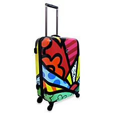 Britto™ Collection by Heys® New Day Hardside 26-Inch Spinner
