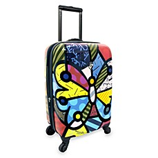 Britto™ Collection by Heys® Butterfly Hardside 22-Inch Spinner