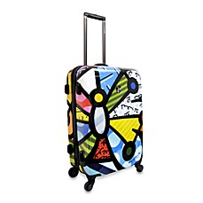 Britto™ Collection by Heys® Butterfly Hardside 26-Inch Spinner