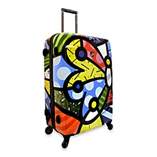 Britto™ Collection by Heys® Butterfly Hardside 30-Inch Spinner