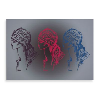 Woodstock Trio Wall Art