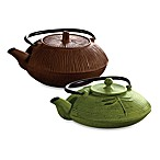 Primula Tea® Cast Iron 28-Ounce Teapot