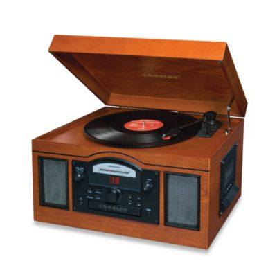 Crosley Archiver USB ™ Turntable CR6001A in Paprika