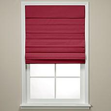 Red Chatham Cellular Cordless Shade