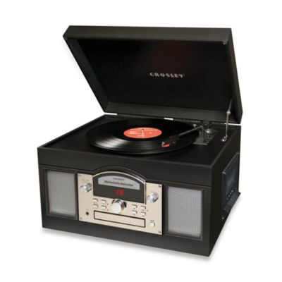 Crosley Archiver USB ™ Turntable CR6001A - Black