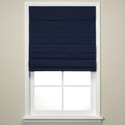 Navy Chatham Cellular Cordless Shade