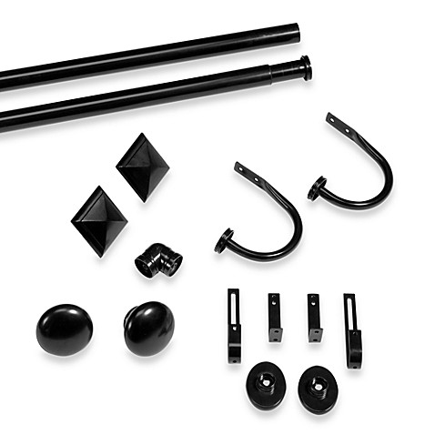 Cambria® Outdoor Living Decorative Window Hardware - Oil Rubbed Bronze