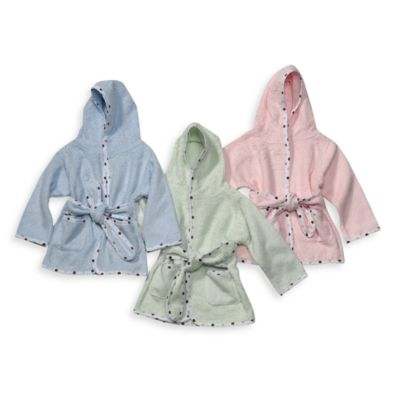 TL Care® Organic Terry Bathrobe in Pink