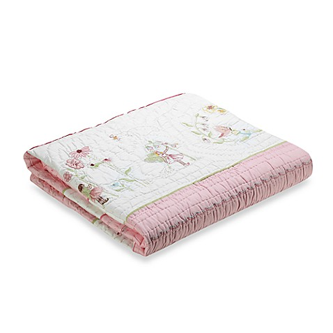 Whistle & Wink™ Fairyland Twin Quilt