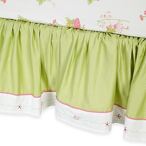 Whistle & Wink™ Fairyland Twin Bed Skirt