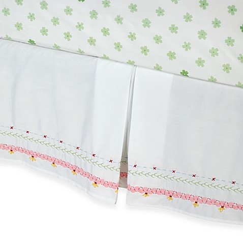 Whistle & Wink™ Butterly Party Twin Bed Skirt