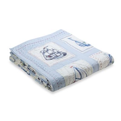 Whistle & Wink™ High Seas Twin Quilt