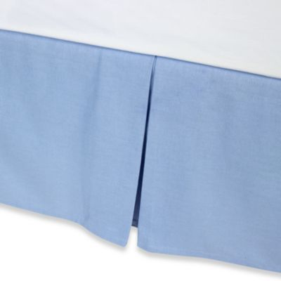 Crib Skirts > Whistle & Wink™ High Seas Twin Bed Skirt