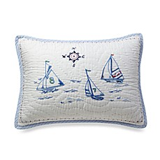 Whistle & Wink™ High Seas Quilted Sham