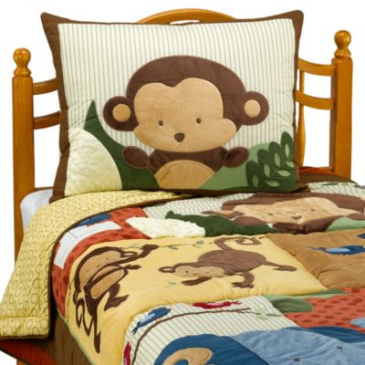 kidsline™ Jungle 1,2,3 Quilt Set
