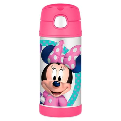 Thermos® Funtainers™ 12-Ounce Minnie Mouse Beverage Bottle