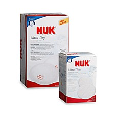 NUK® Ultra-Thin and Ultra-Dry Nursing Pads