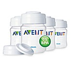 Avent BPA-Free Breast Milk Bottle Storage Set