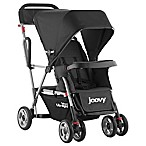 Joovy® Caboose Ultralight Tandem Stroller in Black