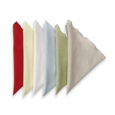 Lettuce Edge Napkins (Set of 6)